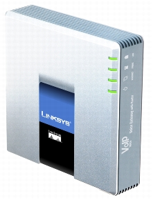 Cisco/Linksys SPA3102 Phone Adapter with Router